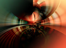 Abstract background for design. Abstract vibrant graphics background for design artworks, cards Royalty Free Stock Images