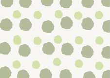 Abstract Background Design, watercolor circle paint, Green color Royalty Free Stock Photos