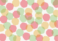 Abstract Background Design, watercolor circle paint, texture Stock Photo