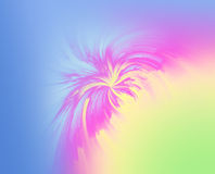 Abstract background for design. Abstract background for web design and business cards, rainbow colors Royalty Free Stock Images