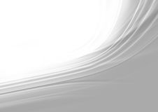 Abstract background for design. Abstract white grey background for web design and business cards Royalty Free Stock Photos
