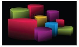 Abstract background for designer illustration. Abstract color background for designer illustration Stock Image