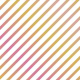 Abstract background with diagonal striped colorful lines. Vector.  Royalty Free Illustration