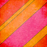 Abstract background with diagonal stripes Royalty Free Stock Photos
