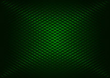 Abstract background of diagonal strips grid. Vector illustration - Abstract background of green diagonal strips grid Royalty Free Illustration