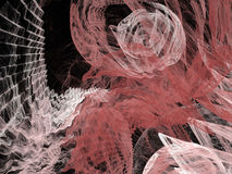 Abstract background. Digital collage. Royalty Free Stock Image