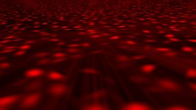 Abstract background with disco floor. 3d rendering.  Royalty Free Stock Image