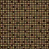 Abstract background with disco light dots. Vector.  Royalty Free Stock Photos