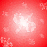 Abstract background for discount. Abstract background of template for season sell, discount, price. Triangular. Business. Vector illustration. EPS-10 Stock Photography