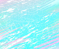 Abstract background with doodles.Vector illustration. Gradient Stock Photos