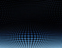 Abstract background with dots Royalty Free Stock Photography