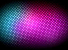 Abstract background with dots Royalty Free Stock Image