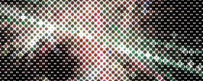 Abstract background for banners, texture, flyer, layout, postcard. Abstract background with dots. Horizontal banner, texture, flyer, layout, postcard. Vector Royalty Free Stock Photos