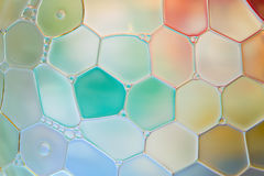 Abstract background with drops Royalty Free Stock Photo