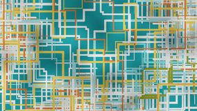3D Abstract Background. Render. Abstract background electronics future concept. 3D render Royalty Free Stock Photography