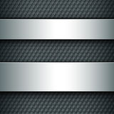 Abstract background. Elegant silver grey, vector illustration Stock Photo