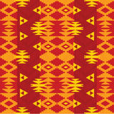 Abstract background in ethnic style. Seamless pattern Royalty Free Stock Photos