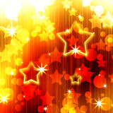 Abstract background of festive Stock Images