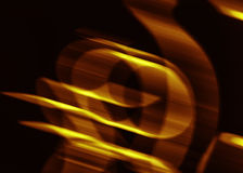 Abstract background. In Fiery colors Royalty Free Stock Photo
