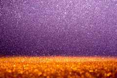 Abstract background filled with shiny purple glitter Royalty Free Stock Photo
