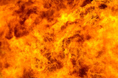 Abstract background. Fire flame Royalty Free Stock Photo