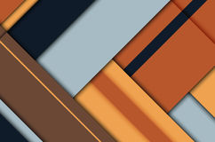 Abstract background in flat material design Stock Images