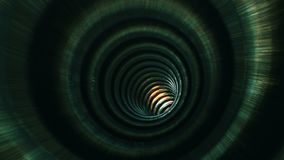 Background with flight in sci-fi tunnel with fantastic lights. Abstract background with flight in sci-fi tunnel with fantastic lights Stock Image
