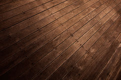 Abstract background - flooring made of wood Royalty Free Stock Photos