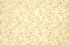 Abstract background with floral pattern Royalty Free Stock Images