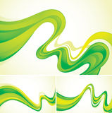 Abstract Background. Flow abstract background, file format EPS 10 Royalty Free Stock Photo