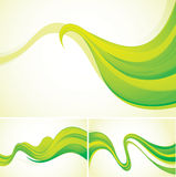 Abstract Background. Flow abstract background series, file format EPS 10 Royalty Free Stock Photo