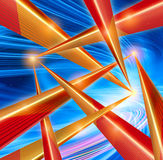 Abstract background illustration Royalty Free Stock Image