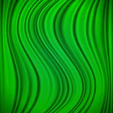 Abstract background with flowing lines and waves. Fractal composition of shadows and light. Vector illustration Royalty Free Stock Photos
