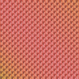 Abstract background in the form of squares. Vector illustration in red tones Stock Images