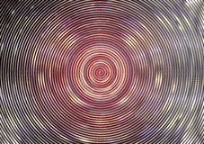 Abstract background a4 format. Halftone pattern spiral. Red Royalty Free Stock Image