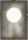 Abstract background a4 format. Halftone pattern spiral. Wave, circle. Curve Royalty Free Stock Images
