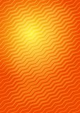 Abstract background a4 format. Halftone pattern spiral. Wave, circle. Abstract Orange, yellow, background a4 format. Halftone pattern spiral. Wave circle curve Stock Photo