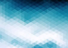Abstract background A4 format. Pattern of multiple triangles. Shades of colors Stock Photo