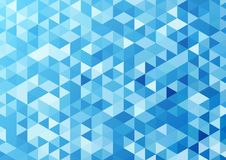 Abstract background A4 format. Pattern of multiple triangles. Shades of colors Stock Images