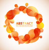 Abstract background / frame Royalty Free Stock Photos