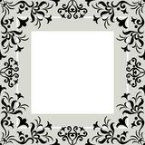 Abstract background frame Stock Image