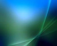 Abstract background of fresh cold shades stock illustration