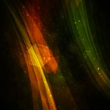 Abstract background, futuristic illustration Stock Image