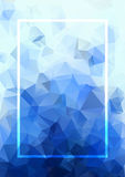 Abstract background. Geometric abstract background Stock Photos
