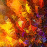 Abstract background geometric angular pattern. Royalty Free Stock Photography