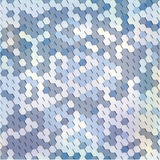Abstract background geometric cells Stock Images