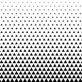 Abstract background. Geometric design. Abstract geometric hipster fashion design print triangle pattern. Halftone stock illustration