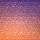 Abstract background, geometric design, vector illustration. Geometric tesselation of colored surface. Royalty Free Stock Photos