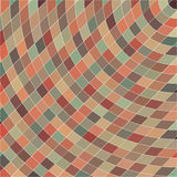 Abstract background, geometric design, vector illustration. Geometric tesselation of colored surface. Stained-glass Stock Images