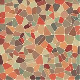 Abstract background, geometric design, vector illustration. Geometric tesselation of colored surface. Stained-glass Royalty Free Stock Photo